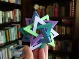 Polyhedron by fritzcaterwall