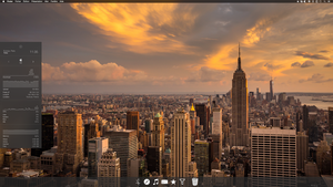 My desktop for March 2015 by Christophe31