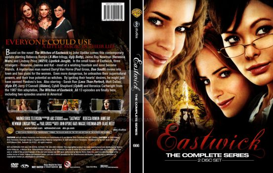 Eastwick The Complete Series by pethompson