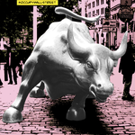 Occupy The Bull iPad Wallpaper by Snakesan