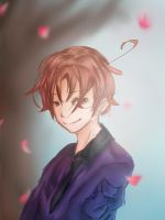 Hetalia - Italy (iPad finger painting) by Just-another-kitteh