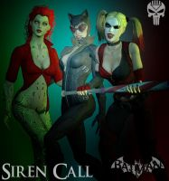 Siren Call by Blackcell8