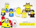 Minions by momarkey