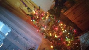 Christmas tree by NatlaDahmer