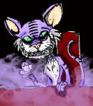 Cheshire Cat by GTC1991