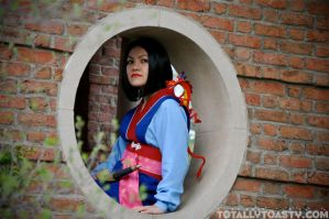 + Mulan - Stand Watch Mushu + by hiyoko-chan