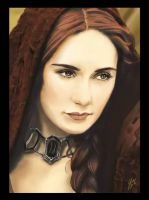 Game Of Thrones Melisandre (Carive Van Houten) by masteryue