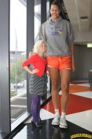 Eliz Cambage tall by lowerrider
