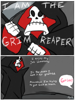 Part 1: Official Junior Reaper - Page 1 by SeBriar