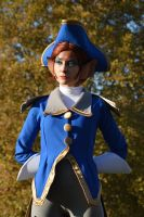 You will address me as ''Captain'' or ''Ma'am'' by TifilCosplay