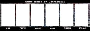 Attire meme by CannabiSWE
