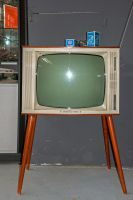 Vintage TV set by bhorwat