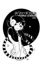 Winter time by Veluua