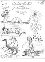 Old drawings by WilliamDreyfus