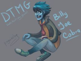 BJC Billy Joe Cobra by Pihguinolog