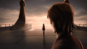 The Clone Wars - leaving the Jedi Order by Sanek94ccol