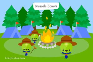 Brussels Scouts by FruityCuties