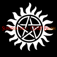 Supernatural Anti Possession Tattoo GIMP Brush by InuyashaRules6596