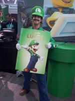 Year Of Luigi by NewEnglandLuigi