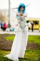 Tyrande Cosplay 5 by andrewhitc