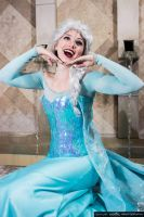 Behold the Beautiful Elsa by NostalchicksCosplay