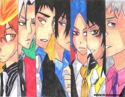 Vongola... by balorig123