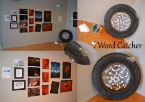 Exhibition and Secret Project by LamLArts