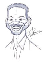 Will Smith {rough) by patrickianmoss