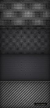 Carbon Fibre Photoshop Pattern by ormanclark