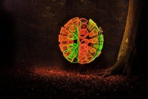 Light painting  62 by Funbeast