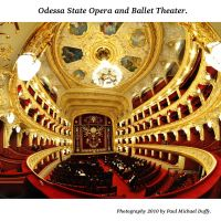 Odessa State Opera Theatre. by pmd1138