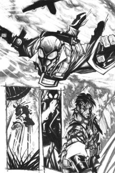 METAL GEAR 3 PAGE 01 by Sandoval-Art