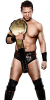 The Miz WHC Render PNG By TheAwesomeEditions by TobiasStriker
