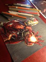 Iron Man (2) by whosherlokid