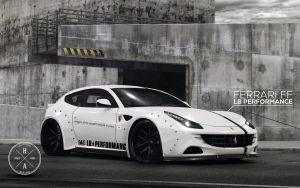 LB Performance Ferrari FF by ilPoli