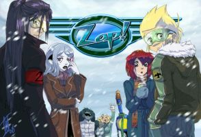 Zap: winter 2008 by Lepas