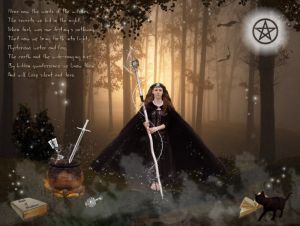 Hecate - Goddess of Witchcraft