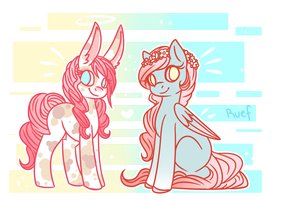 Easter Adopts close by Ruef-Bae
