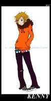 Kenny LOVE. by x--blackrose--x