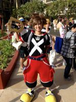 Sora Cosplayer by stormx6