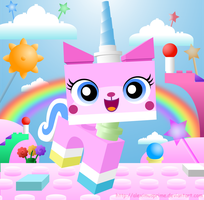 Unikitty by AleximusPrime
