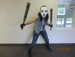Casey Jones 2 by MajinNeda