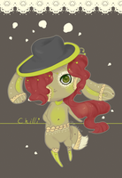 .:Chilli Bunny:. by Pieology