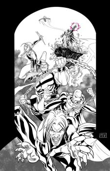 Age of Apocalypse - Astonishing X-men by thecreatorhd