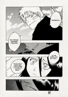 Another manga page (Bleach) by riverreal