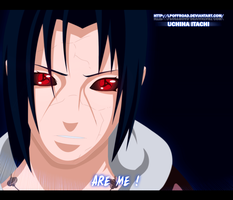 Uchiha Itachi - Are me ! by LpOffroad