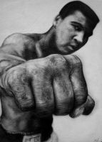 Muhammad Ali by SuperSal001