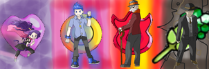 The New Kanto Gym Leaders Part 2 by ChrisJ-Alejo