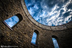 Saint Raphael Ruins by The-ThirdEye