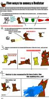 3. Redstar by Honeypetal